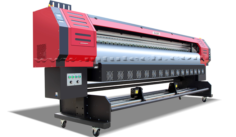 Eco Solvent Soft Film Printer (Ceiling Printer) MT-RT3207