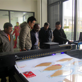 Training Eco Solvent Printer, UV Printer, Digital Textile Printer and Solvent Printer