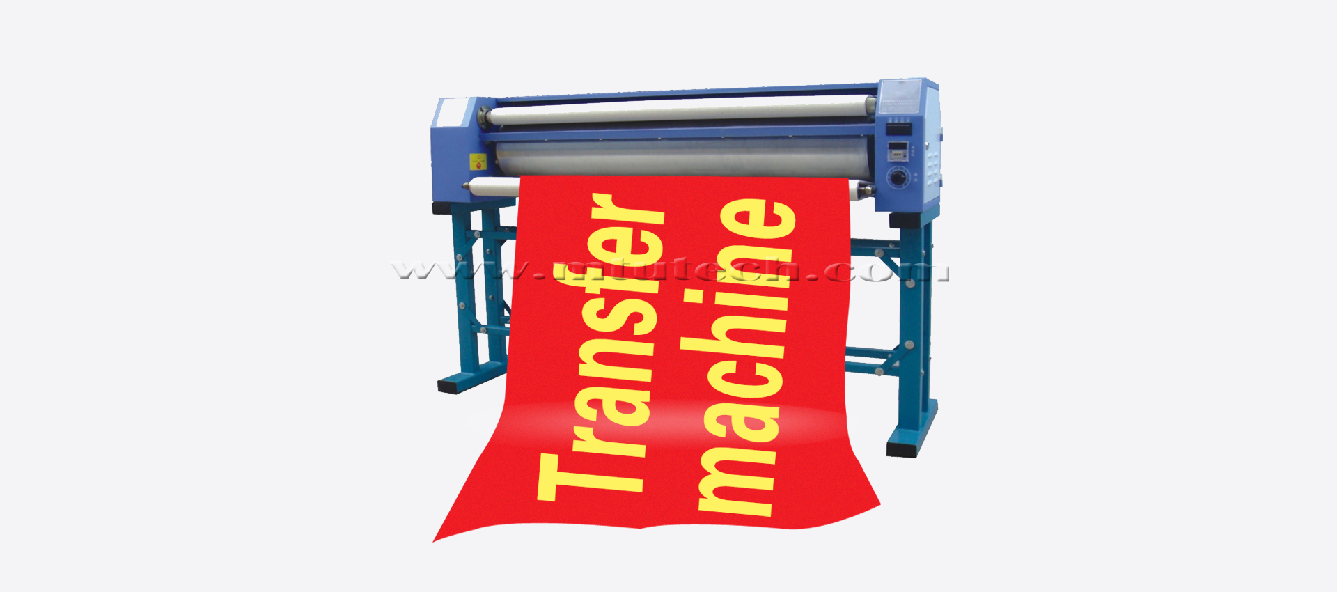 Wide Format Sublimation Heat Transfer Machine MT-Transfer 1800