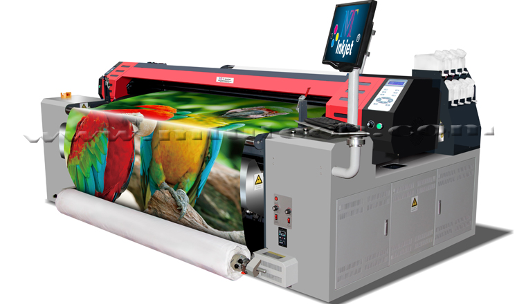 Digital Conveyer Belt Textile Printer MT-Conveyer Belt 1807DE