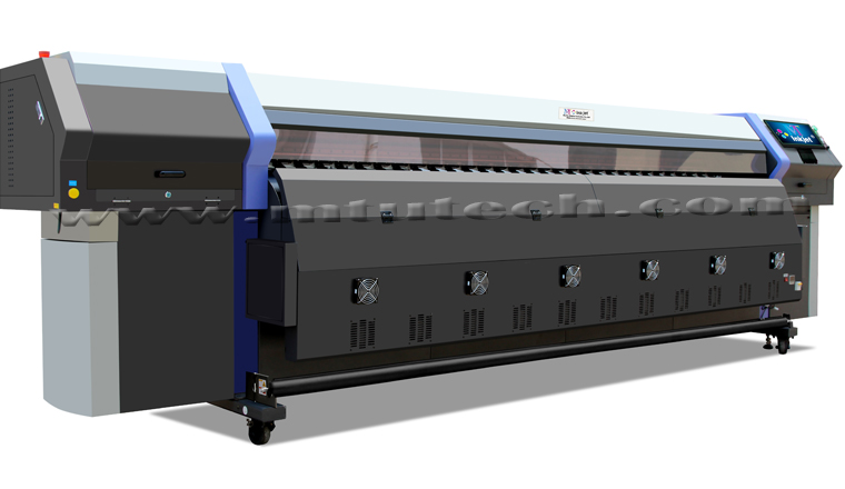 Spectra Polaris Solvent Printer MT-LJ320P 8PH