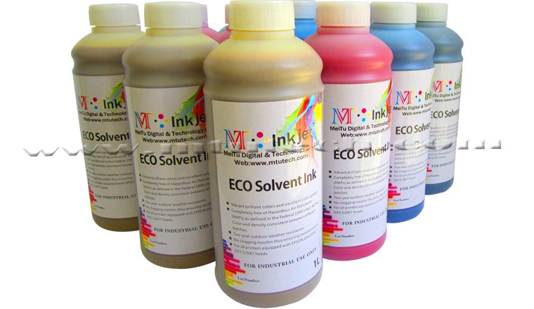 DX5 Printhead Eco Solvent Ink