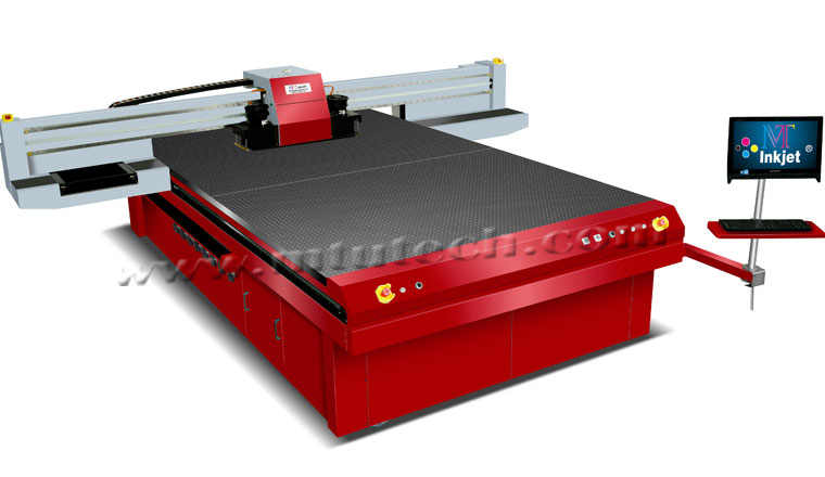 Flatbed Ricoh UV Printer MT-PP3220R