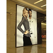 Shopping Mall Light Box Poster Advertising, Eco Solvent Printer Printing Sample!MT Digital Industry - Eco Solvent Printer, Solvent Printer, UV Printer, Digital Textile Printer Manufacturer & Supplier!