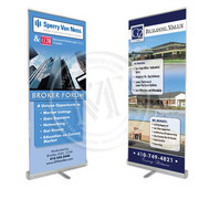 Roll Up Advertising, Eco Solvent Printer Printing Sample!MT Digital Industry - Eco Solvent Printer, Solvent Printer, UV Printer, Digital Textile Printer Manufacturer & Supplier!
