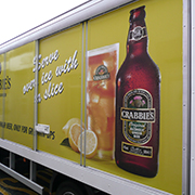 Truck Advertising Wrapping, Eco Solvent Printer Printing Sample!MT Digital Industry - Eco Solvent Printer, Solvent Printer, UV Printer, Digital Textile Printer Manufacturer & Supplier!