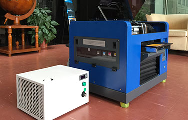 Mini UV Flatbed Printer