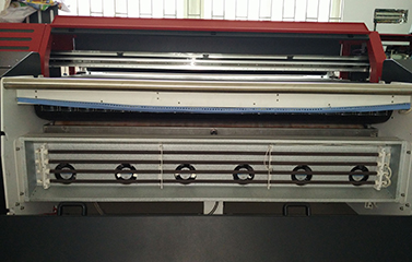Conveyor Belt Digital Textile impresora