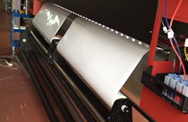Eco Solvet Wall Paper Printer