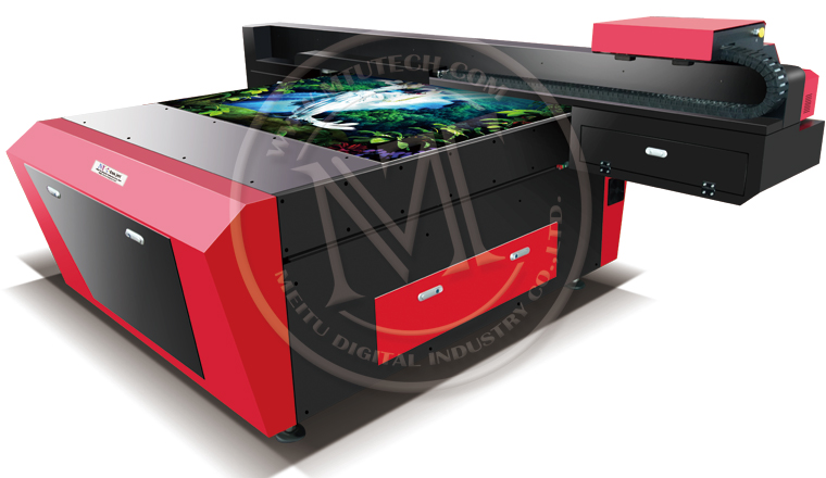 LED Flatbed Epson PH UV Printer MT-TS1512E