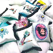 Cushion Textile Printer & Bolster Digital Textile Printer Printing Sample!MT Digital Industry - Digital Textile Printer, UV Printer, Eco Solvent Printer and Solvent Printer Manufacturer & Supplier!