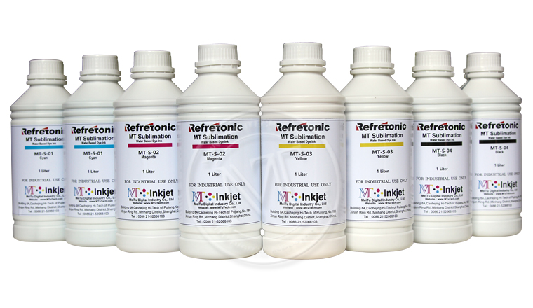 Sublimación Digital Textile Printing Ink