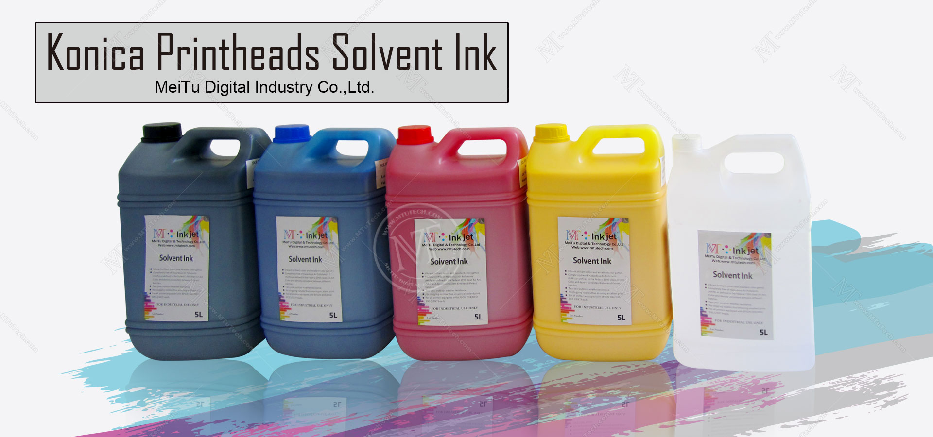 Konica Printhead Solvent Ink42PL