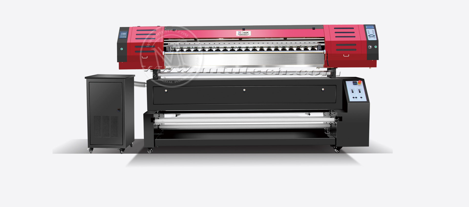 Polyester Fabric Digital Textile Printer