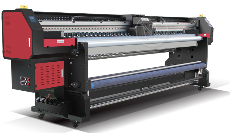 Soft Film Printer | UV Roll to Roll Soft Film Ceiling Printer