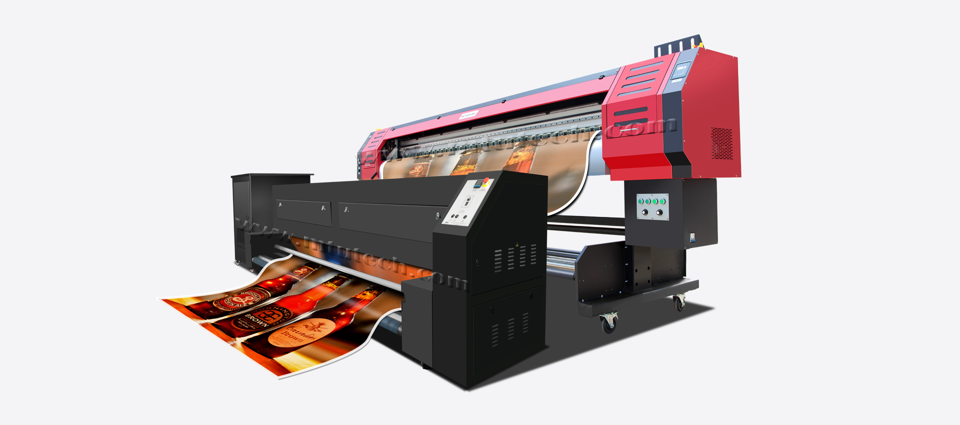 Digital Textile Sublimation Printer MT-Textile 3207DE