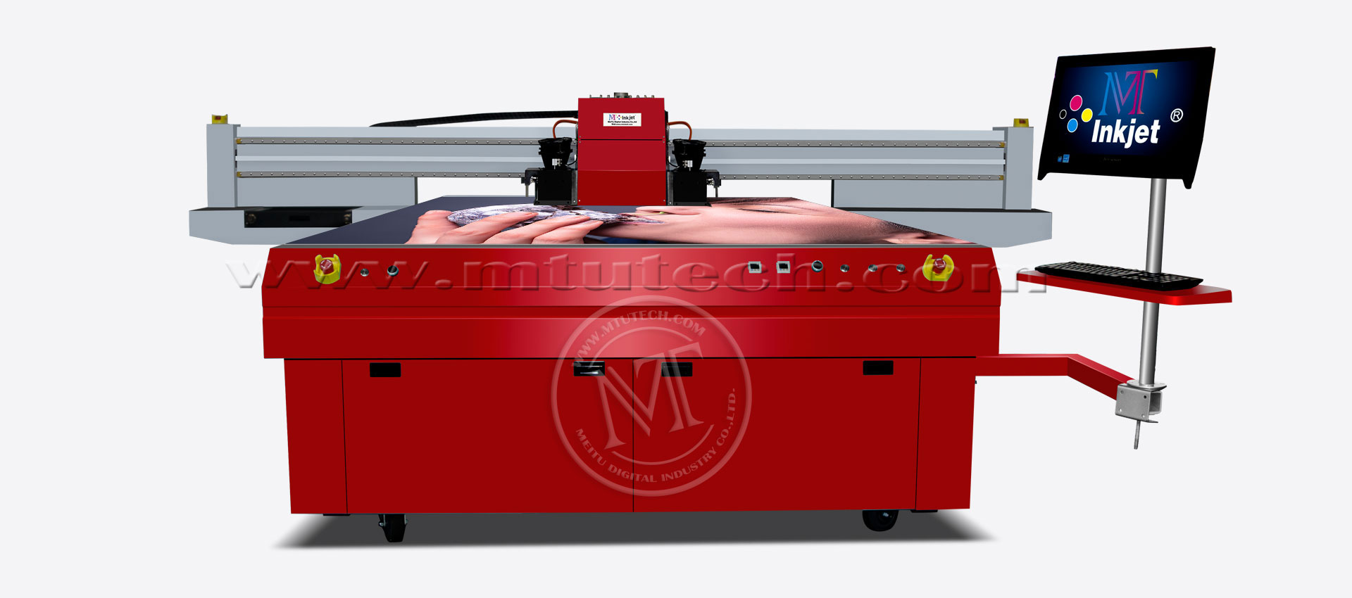 Wood Product Printer | Wood UV Flatbed Printer