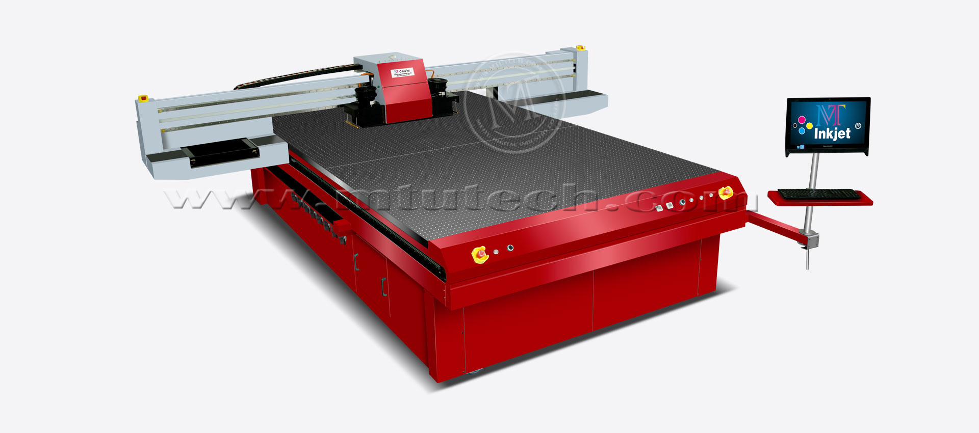 Wood Product UV Flatbed Printer Manufacturer - MTuTech com