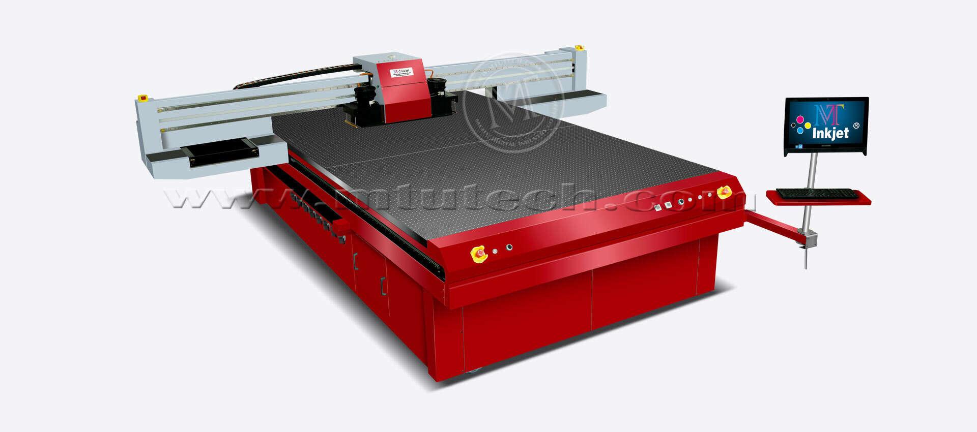 Wood Product UV Flatbed Printer Manufacturer - MTuTech com