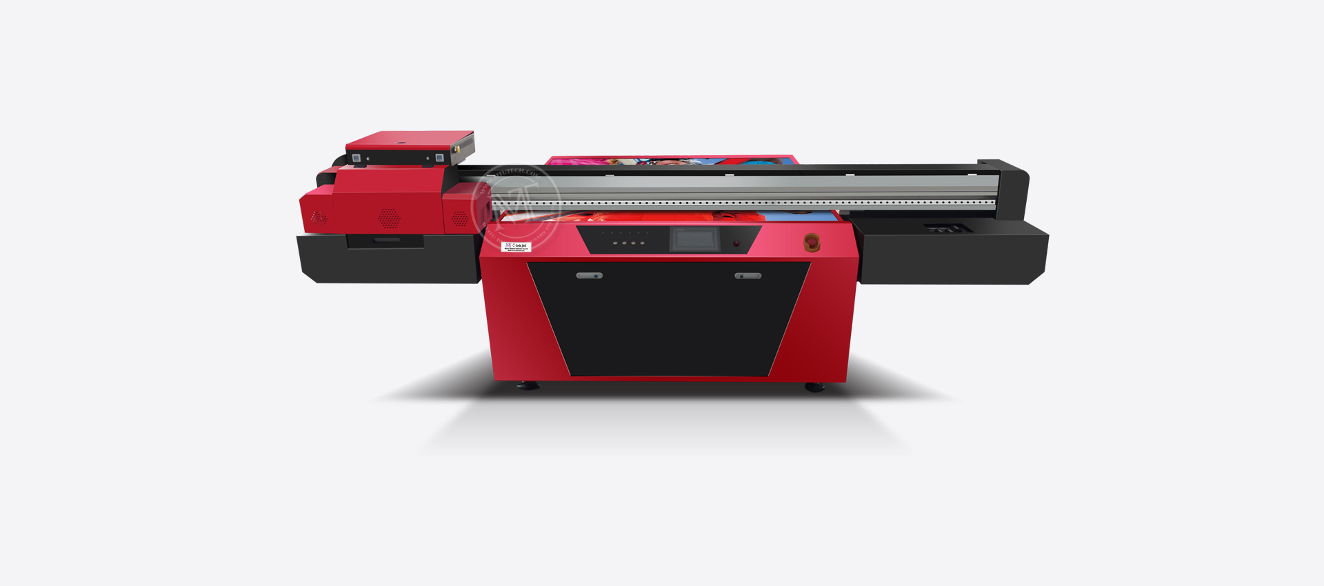 LED Flatbed Ricoh UV Printer MT-RH1512R