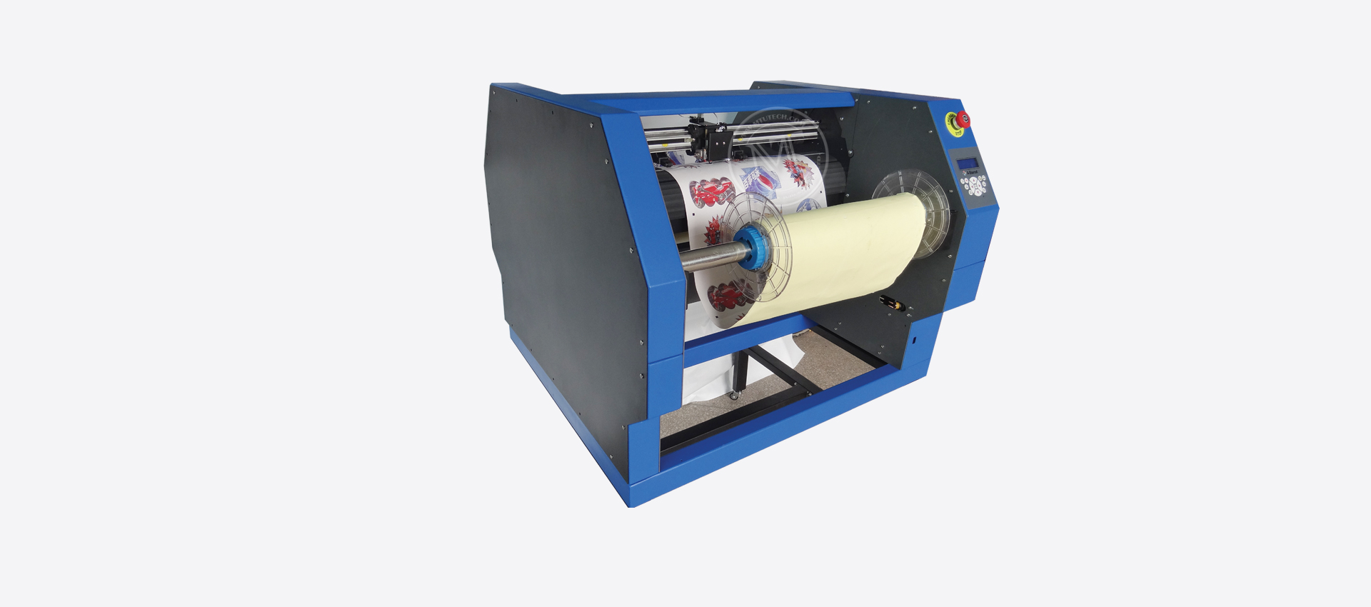 Digital Label Printer & Die-Cutting Machine