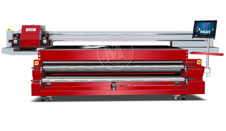 Flatbed Ricoh UV Printer MT-PP2512R