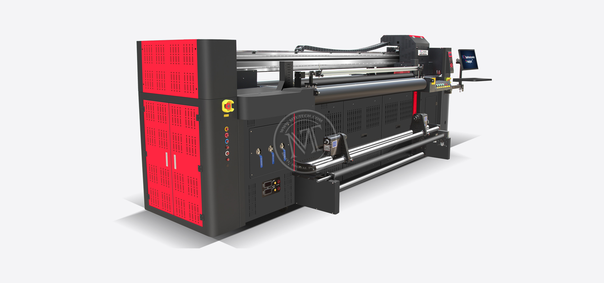 Roll to Roll LED UV Printer MT-UV2000HE