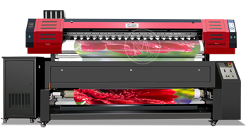 Digital Textile Sublimation Printer MT-Textile 1807DE
