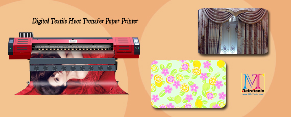 133 MT: For The Best Designed And Manufactured Digital Textile Printer 133