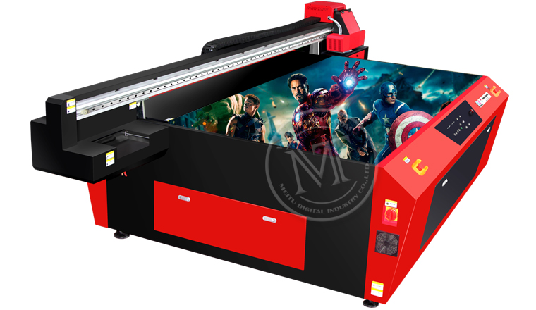 LED Flatbed Ricoh UV Printer MT-RH2513R