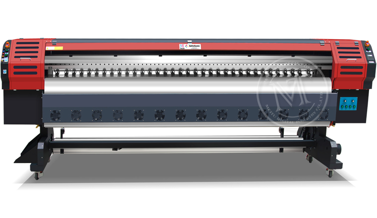 Super Heavy Duty Konica KM512i Solvent Printer MT-KN3208CI