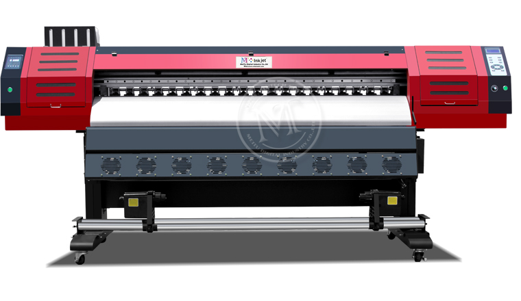 Roll To Roll LED UV Printer MT-UV1201