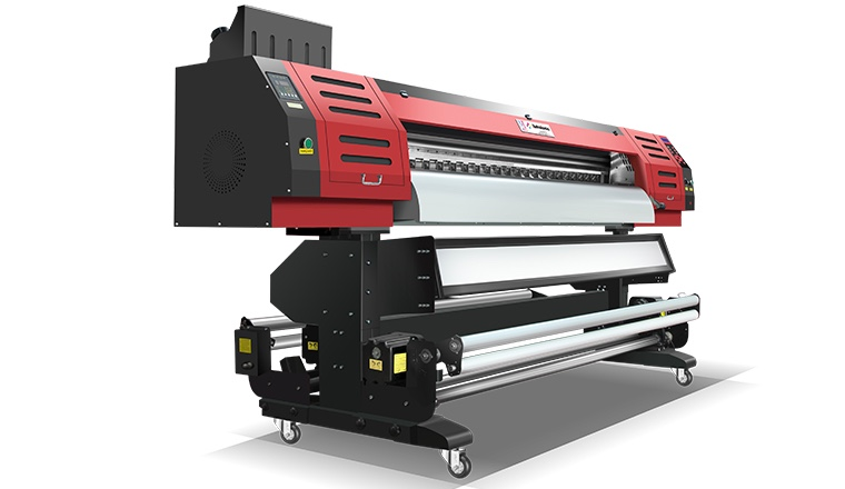 Xaar1201 Roll To Roll LED UV Printer MT-UV1201