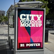 Billboard Poster Light Box Printing 87