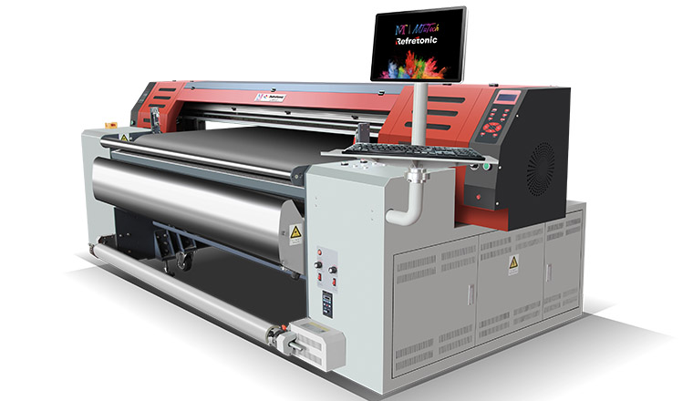 Digital Textile Reactive Printers