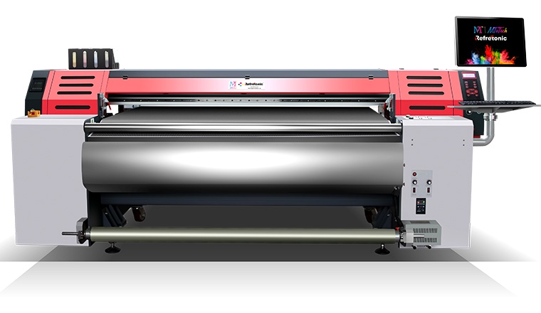 Digital Textile Acid Printers