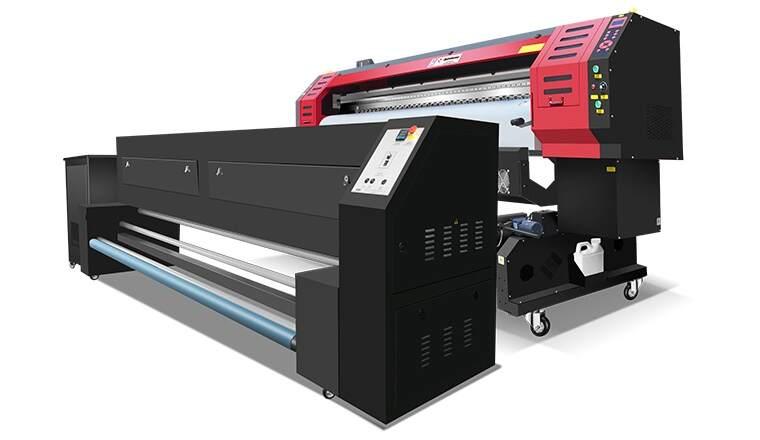 Digital Textile Sublimation Printer MT-TX3205Plus - Supplier