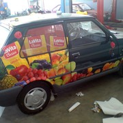 Car Wrapping Printing 7