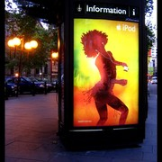 Billboard Poster Light Box Printing 17