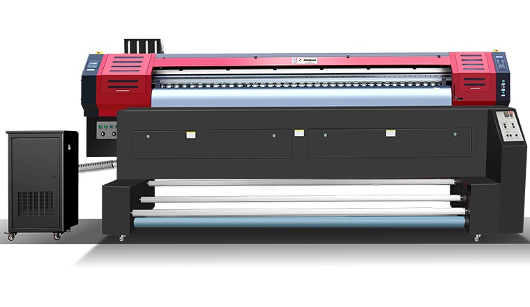 Digital Textile Disperse Printers