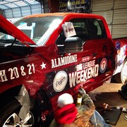 Car Wrapping Printing 44