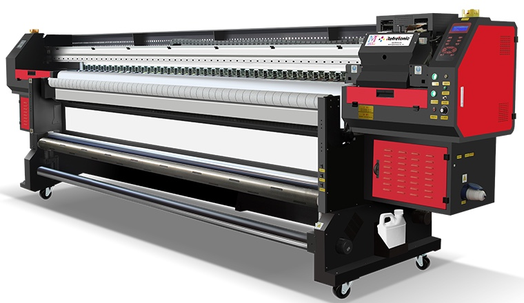 Xaar1201 Roll To Roll LED UV Printer MT-UV1201L