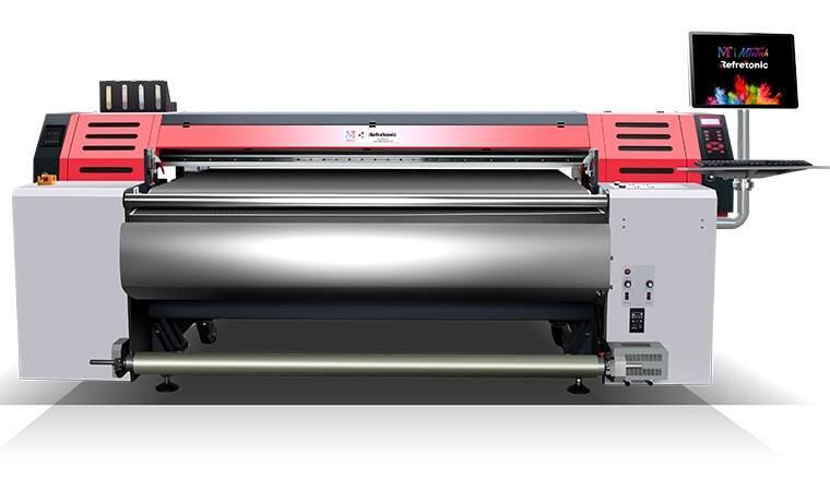 Digital Textile Belt Drive Printer MT-Belt5113Plus