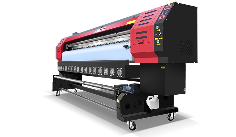 Eco Solvent Printer MT-XR1201L Plus