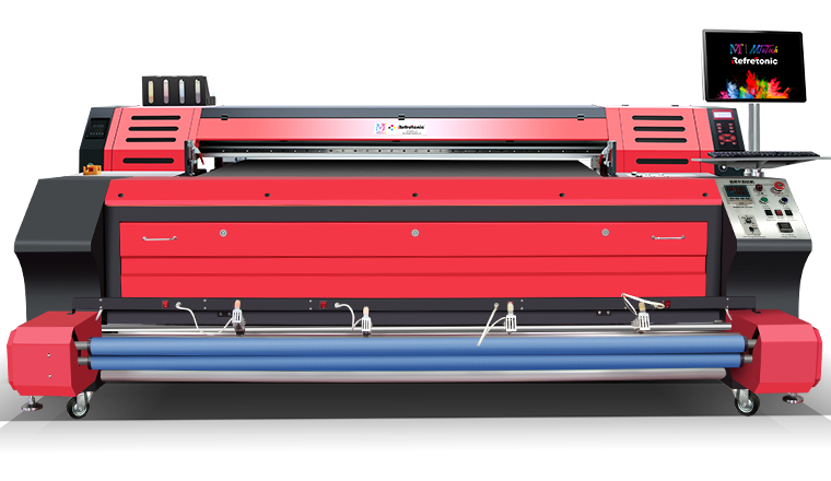 Natural Fiber Silk Belt Printers | Digital Silk Printers