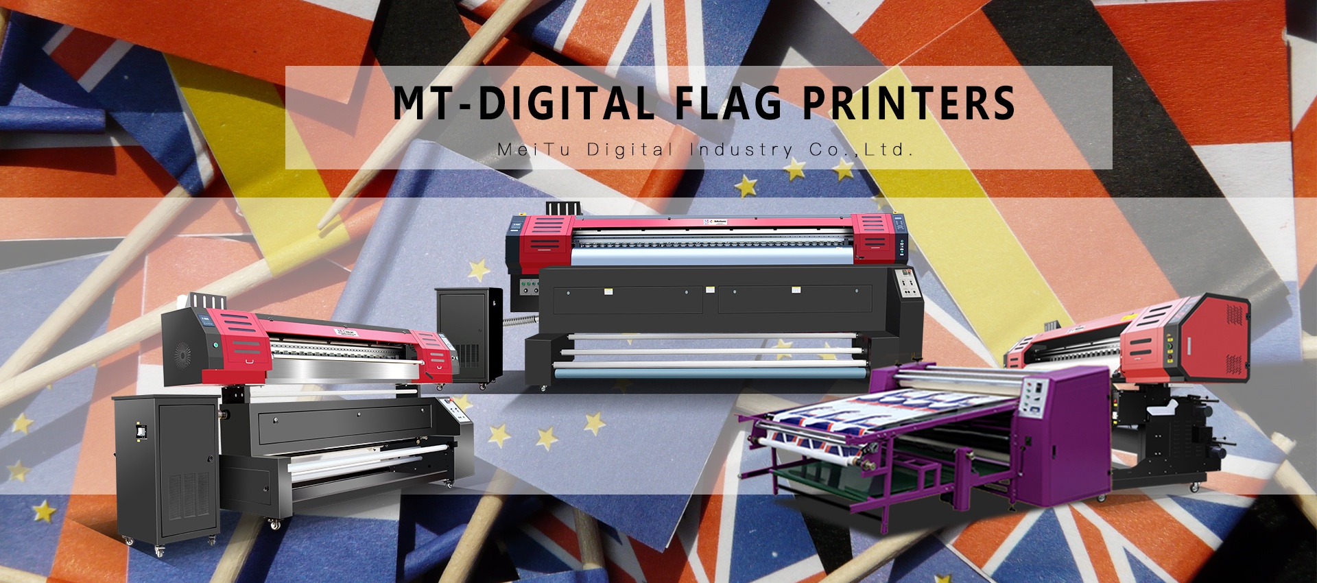 Digital Flag Printers | Digital Textile Flag Printers