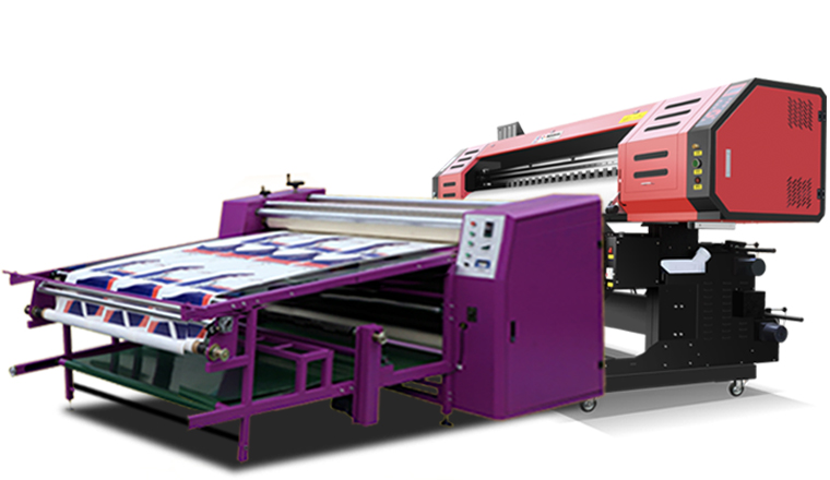 Polyester Fabric Digital Textile Printers