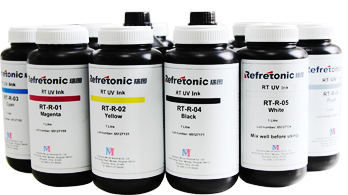 UV Curing Ink Series - Supplier & Manufacturer - www MTuTech com