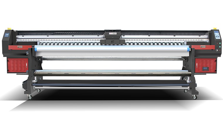 Rollo A Rollo UV LED De La Impresora MT-UV3202DR