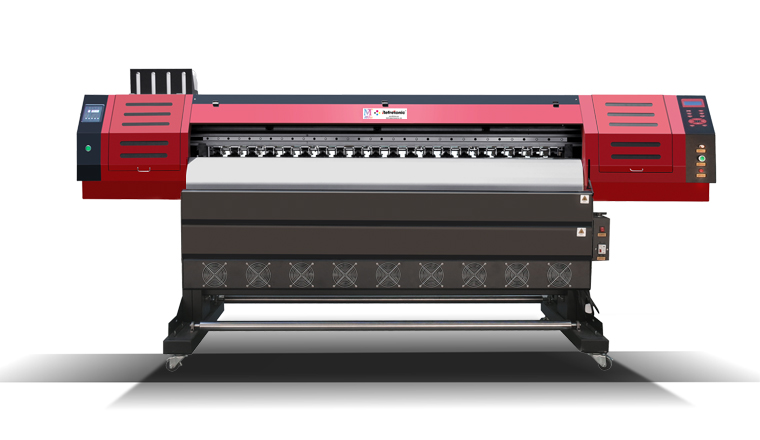 Eco Solvent Printer MT-XR1201Plus